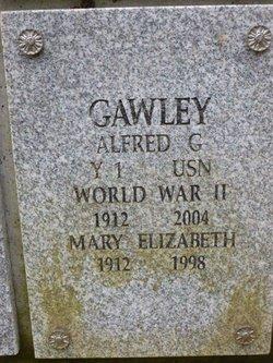 Mary Elizabeth Gawley