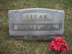 Victoria E. Fleak