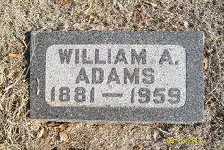 William Arthur Adams