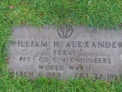 William Henry Alexander