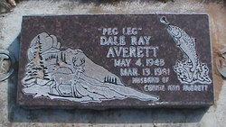 "Dale Ray ""Peg Leg"" Averett"