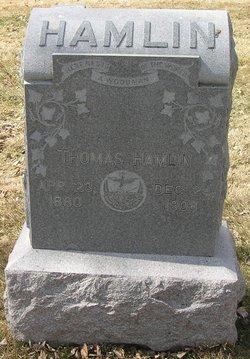 "Thomas ""Tom"" Hamlin, Jr"