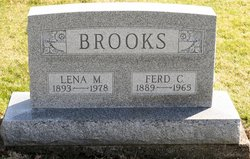 Lena Ruth <I>Mikesell</I> Brooks