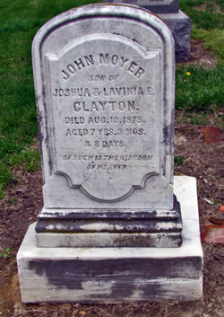 John Moyer Clayton