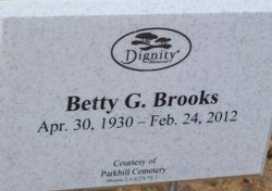 Betty G. Brooks