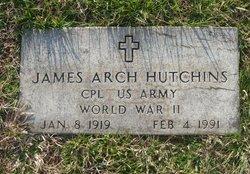 James Arch Hutchins