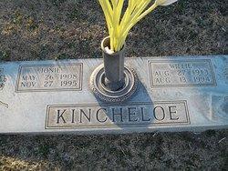 Willie Janette <I>Clover</I> Kincheloe
