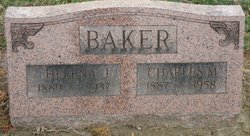 Helena J <I>Gibbs</I> Baker