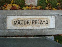 Maude Pearl <I>Williams</I> Pelayo
