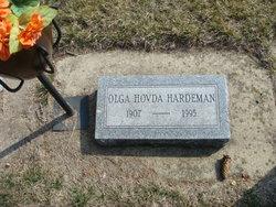 Olga <I>Hovda</I> Hardeman