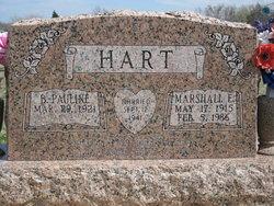 Bramlett Pauline <I>Carter</I> Hart