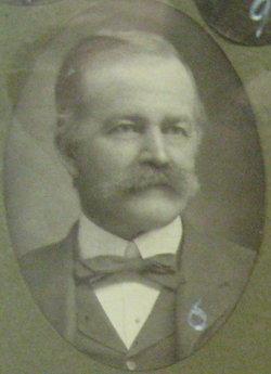 """William Henry Harrison """"W.H.H."""" Cash"""