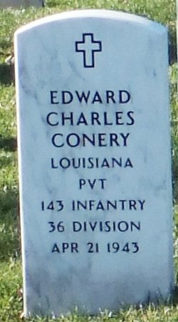 Edward Charles Conery