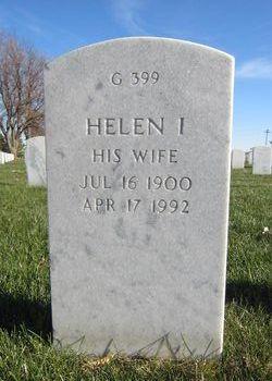 Helen I Dent