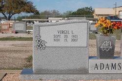 Virgil L Adams