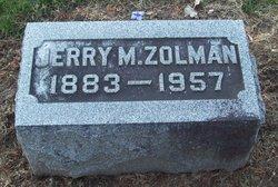 Jerry M Zolman