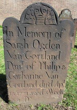 Sarah Ogden Van Cortland