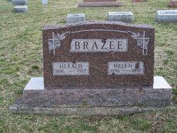 Sarah Helen <I>Deline</I> Brazee