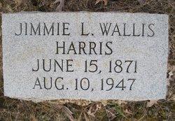 Jimmie L <I>Wallis</I> Harris