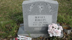 Bernice Jowers