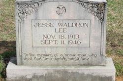 Jesse Waldron Lee
