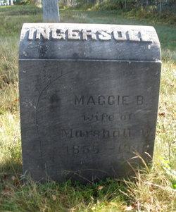 "Margaret B ""Maggie"" <I>Norton</I> Ingersoll"