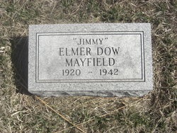 "Elmer Dow ""Jimmy"" Mayfield"