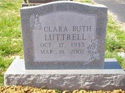 Clara Ruth Luttrell