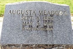 Augusta Irene <I>Sparks</I> Meadows