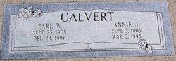 Annie J. Calvert