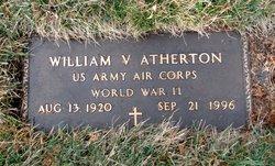William Verle Atherton