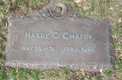 Harry Charles Chapin