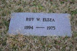 Roy W Elsea