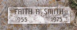 Faith A Smith