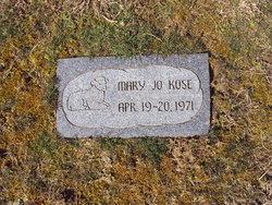 Mary Jo Kose