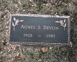 Agnes S Devlin