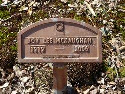 Roy Lee McKaughan