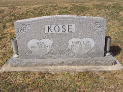Mary Lou Kose
