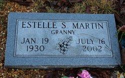 "Estelle ""Granny"" <I>Street</I> Martin"