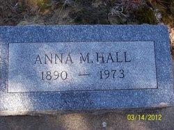 Anna M <I>Rossen</I> Hall