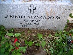 Alberto S Alvarado, Sr
