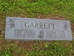 Johnny Garrett, Jr
