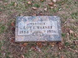 Guy E Warner