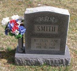 Melinda Jane <I>Shirley</I> Smith