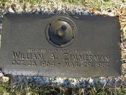 William A. Zimmerman