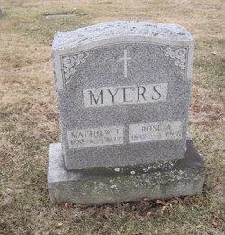 Rose A. <I>Hull</I> Myers