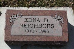 Edna D Neighbors
