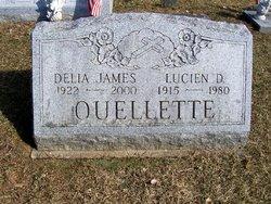 Delia Agnes <I>James</I> Ouellette