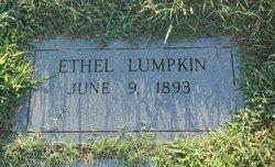 Ethel Lumpkin