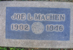 Joe Lewis Machen